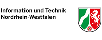 Logo Landesbetrieb Information und Technik Nordrhein-Westfalen (IT.NRW)