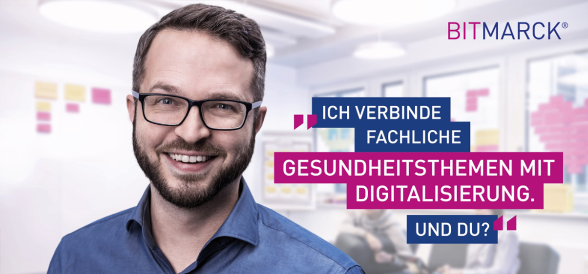 Headerbild BITMARCK Service GmbH - Data Engineer/Systemingenieur (m/w/d) - 7461290