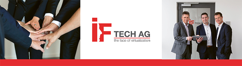 Headerbild IF-Tech AG - IT-Administrator 2nd und 3rd Level (m/w/d) - 7463199
